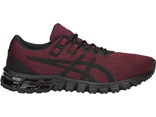 ASICS Men's Gel-Quantum 90 Running Shoes, 10.5M, Port Royal/Black