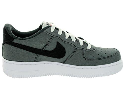Nike Kids Air Force 1 Premium (gs) Scarpa Da Basket Nero / Nero-bianco-antracite