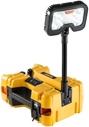 Pelican 9480 Remote Area Lighting System - Yellow 094800-0000-245 - Remote Area Lighting System