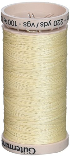 Gutermann Quilting Thread 220yd, Ecru ()