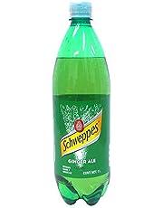 Schweppes Jugo de Ginger Ale, 1 litro