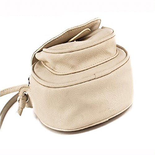 Small Cute Lovely Shoulder Pu Bag Beige Vovotrade® Girl Mini Adjustable Handbag Leather Green wYqOw5d