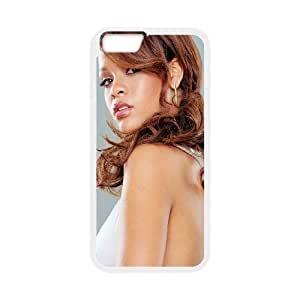 Rhianana iPhone 6 4.7 Inch Cell Phone Case White ayaw