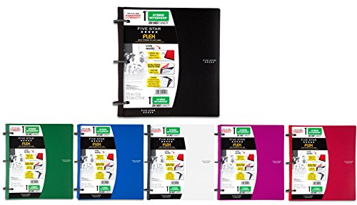 - Five Star Flex 1 Hybrid Notebinder