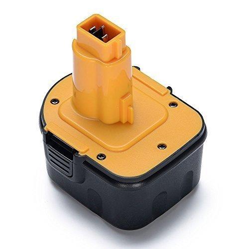 ATC Akku für Werkzeuge Schrauber NiCd 12V 2000mAh DEWALT 152250-27,397745-01,DC9071,DE9037,DE9071,DE9072,DE9074,DE9075,DE9501,DW9071,DW9072