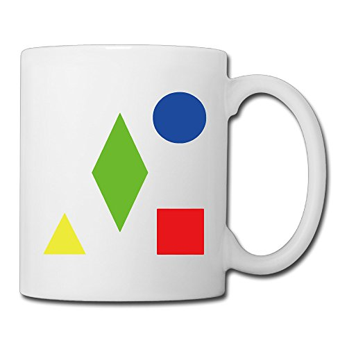 Christina Clean Bandit Logo Ceramic Coffee Mug Tea Cup - Lenes Logo