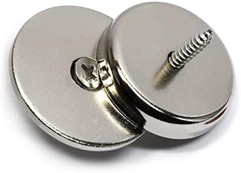 CMS Magnetics 112 lb Holding Power Neodymium Cup Magnet with No.. Free Shipping