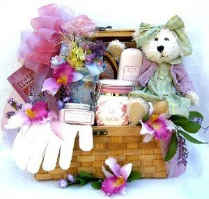 Gift Basket Village I Treasure You Gift Basket for Women by Gift Basket Village