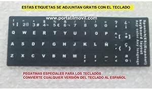 Portatilmovil® - Teclado para HP UT3 NSK-HAH0S 9J.N0Y82.H0S ...