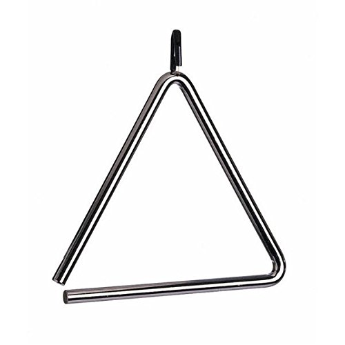 Latin Percussion LPA122 8 Inch Pro Triangle With  Striker by Latin Percussion