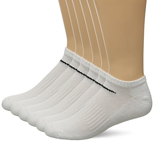 NIKE Performance Cushion No Show Socks With Band (6 Pairs)