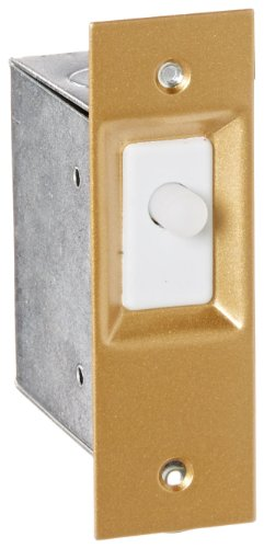 Electric Door Switch, Light ON when Open, 125/250VAC, 1-1/4