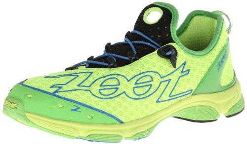 Zoot Mens Ultra Tt 7.0 Hardloopschoen Veiligheid Geel / Groene Flits / Black