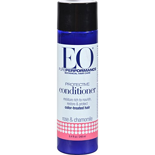 EO Products Conditioner Protective Rose and Chamomile - 8.4 fl (Eo Conditioner Rose)