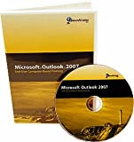 Microsoft Outlook 2007 Computer Based Training DVD Rom - Learn MS Outlook with 8 Hours of Lessons on CD That Are Well Organized From Basic to Advanced Features. Almost 200 Outlook Features Explained By an Experienced Outlook Instructor: Email, Calendar, T