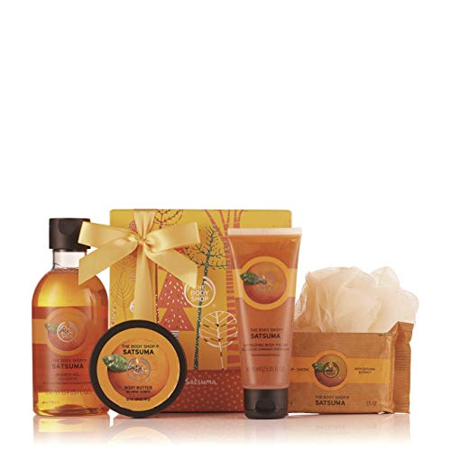 The Body Shop Set-Vitamin E Deep Moisture Gift Set: Intense