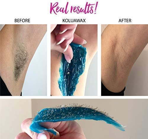 The best wax for hair removal