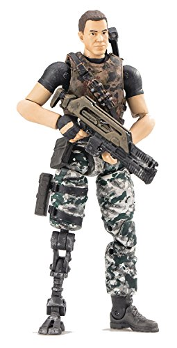 Hiya Toys Aliens: Colonial Marine Cruz 1:18 Scale Action Figure (Alien Lurker)