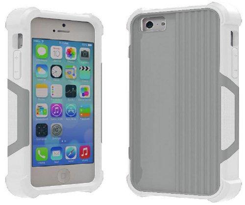 Case Logic Schutzhülle für iPhone 5C, Weiß/ Grau