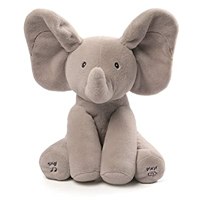 Gund Baby Animated Flappy The Elephant Plush Toy by Gund that we recomend personally.