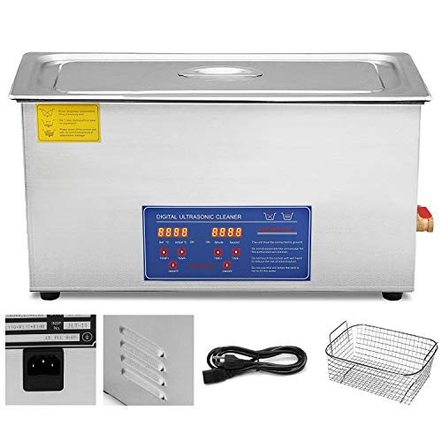 VEVOR Ultrasonic Cleaner 30L