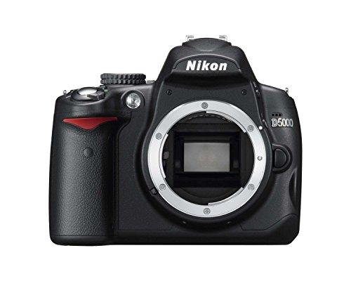 Nikon D5000 Digital SLR Camera – Body Only (Renewed)