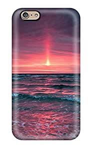Hot Design Premium SMXFP4494XuGZp Tpu Case Cover Iphone 6 Protection Case(1 Pinkish Sunset)