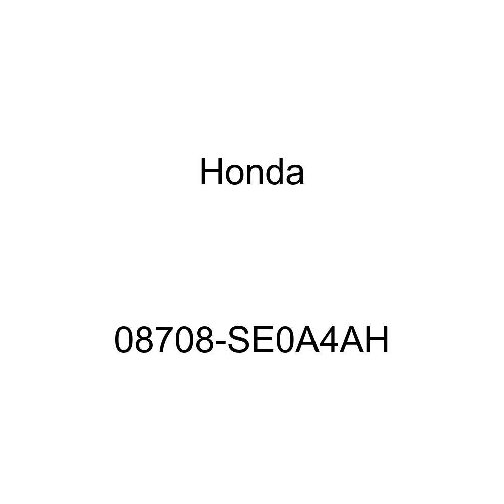 Honda Genuine 08708-SE0A4AH Car Cover