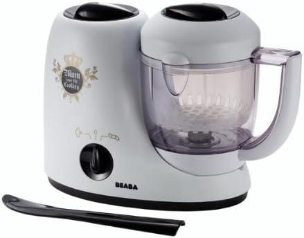 Beaba - Robot de cocina Babycook Classic marrón: Amazon.es: Bebé