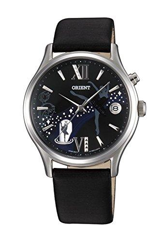 Reloj Orient de Mujer automático con Correa Piel Negra DM01003B.