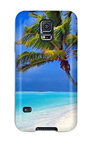 New Style Waterdrop Snap-on Fantastic Best Nature Case For Galaxy S5