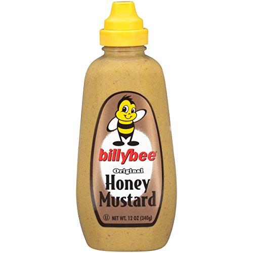 Billy Bee Original Honey Mustard, 12 oz
