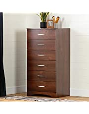 South Shore Step One Collection 6 Drawer Chest
