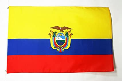 AZ FLAG Bandera de Ecuador 150 x 90 cm