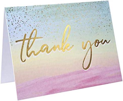 Watercolor Elegant Embossed Include Envelope 3 75 product image