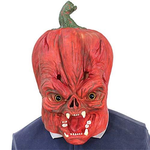 Scary Eyes Pumpkin Costumes - kitt Halloween Mask New Deluxe Novelty