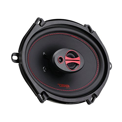 DS18 GEN-X5.7 5x7 150 Watts 3-Way Coaxial Speakers 4-Ohms - Sold as a Pair of 2