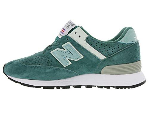 New Balance, Sneaker uomo verde verde
