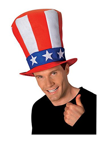 (Rubie's Patriotic Stovepipe Hat for)