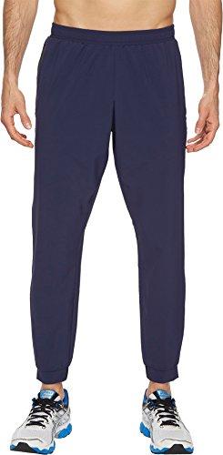 ASICS 153373 Men's Quick-Dry Weave Pant, Peacoat - S