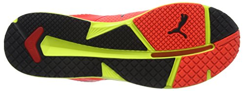 V2 Adulte Running Mixte yellow 02 red Rouge Puma Ignite Xt wEqxtXn7
