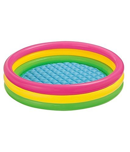 2. Intex Inflatable Water Pool For Kids For Fun Activities