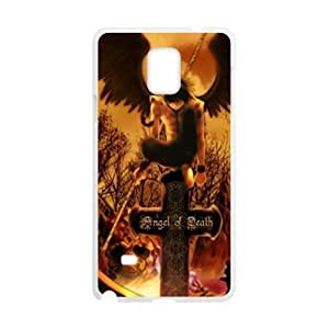 Angel of death unique Cell Phone Case for Samsung Galaxy Note4 hjbrhga1544