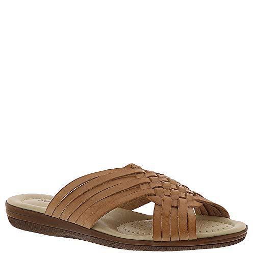softspots Aqua Women's Sandal 10 C/D US Natural