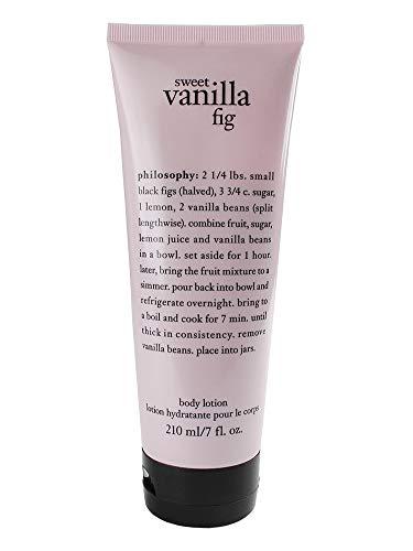 Philosophy Body Lotion 7 fl. oz / 210 ml (Sweet Vanilla Fig)