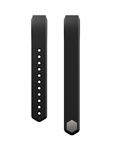 Fitbit Alta Accessory Band, eLander™ Silicon Bracelet Strap Replacement Band for Fitbit Alta/ Fitbit Alta band/ Fitbit Alta Bands[Black]