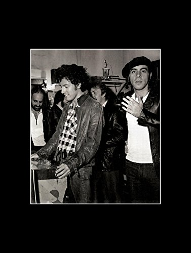 Stick It On Your Wall Bruce Springsteen & The E Street Band - New Jersey 1978 Mini Poster - 40.5x30.5cm -