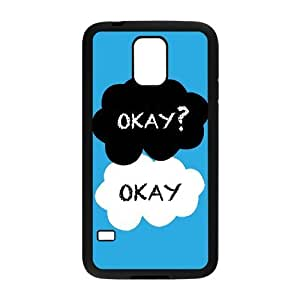 Okay Okay Phone Case For Samsung Galaxy S5 i9600 [Pattern-1]