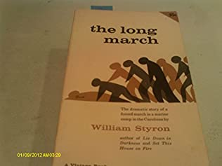 book cover of The Long March