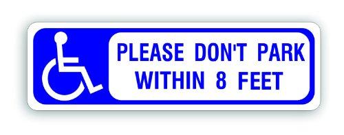 wheelchair bumper sticker - 9